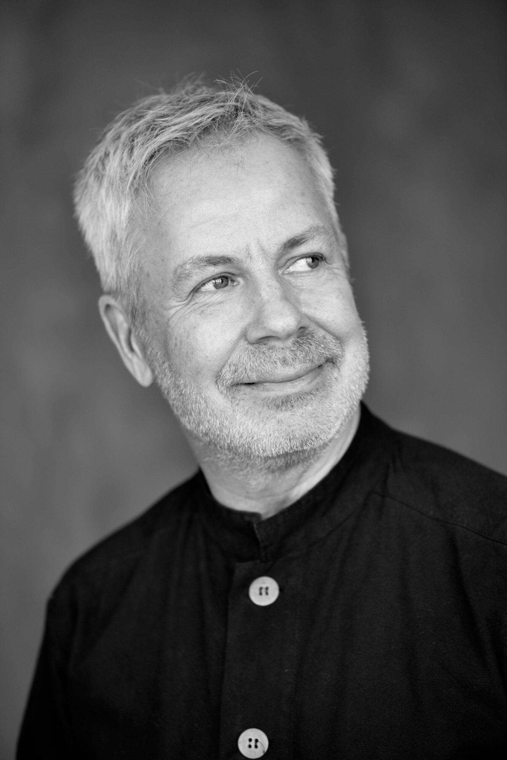 Porträttbild av Håkan Mattsson